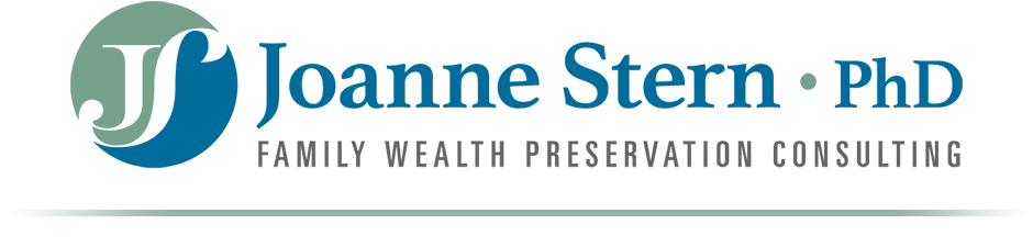 Joanne Stern, PhD - Family Wealth Preservation Consulting